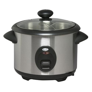 Photo of BREVILLE RC3 Rice Cooker - Stainless Steel Cookware