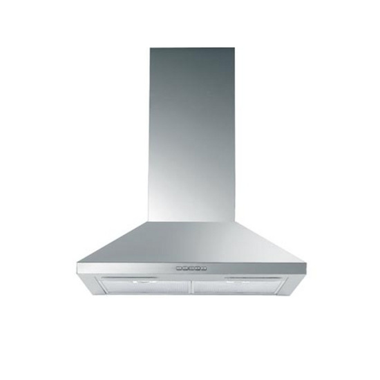 INDESIT H361FIX Chimney Hood - Stainless Steel