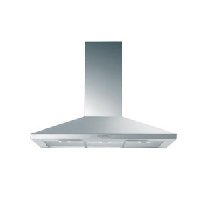 Photo of INDESIT H391FIX Chimney Hood - Stainless Steel Kitchen Appliance