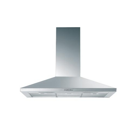 INDESIT H391FIX Chimney Hood - Stainless Steel
