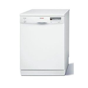 Photo of BOSCH Avantixx SGS57A02GB Full-Size Dishwasher - White Dishwasher