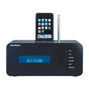 Photo of SANDSTROM S66IDAB10  iPod Dock