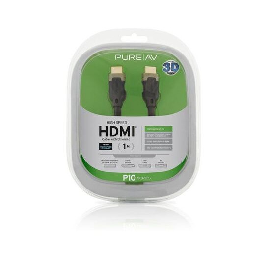 BELKIN HDMI 1.4 Cable with Ethernet - 1m