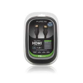 BELKIN Black Series HDMI 1.4 Cable with Ethernet - 1.5m