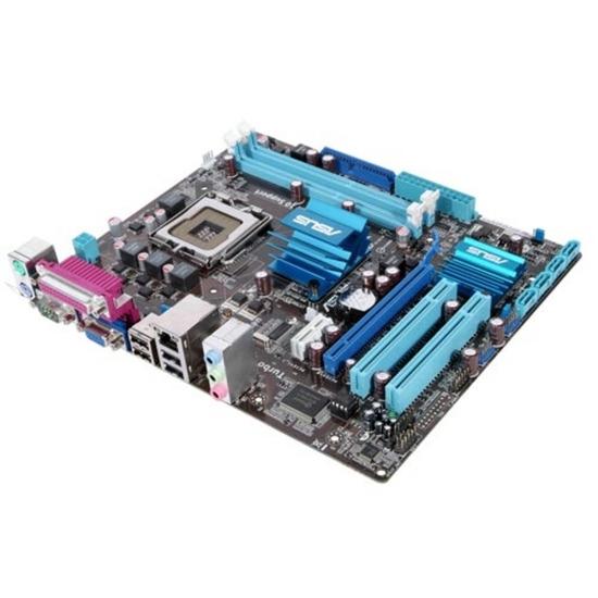 Asus P5G41T-M LX Intel G41 microATX Motherboard - Intel 775 Socket
