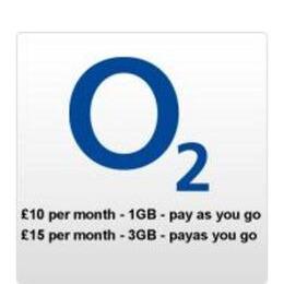 O2 O2 Pay As You Go iPad Micro SIM Reviews
