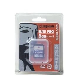 KINGSTON SDHC Memory Card - 8GB Reviews