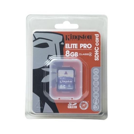 KINGSTON SDHC Memory Card - 8GB