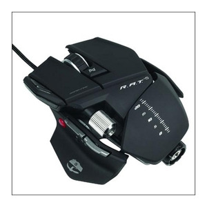 Photo of Cyborg R.A.T. 5  Computer Mouse