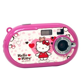 VIVITAR Hello Kitty Compact Digital Camera Reviews