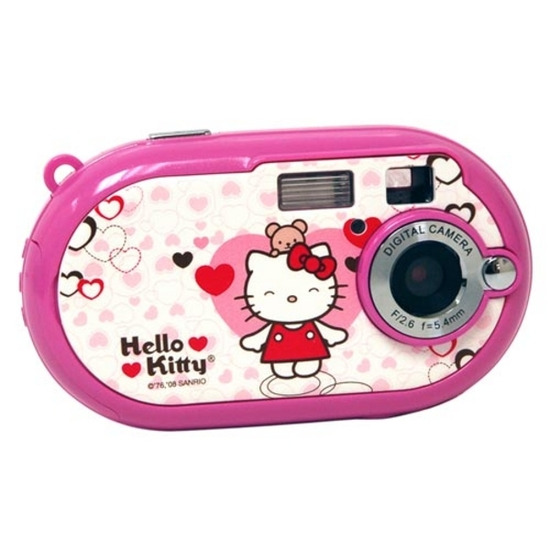 VIVITAR Hello Kitty Compact Digital Camera