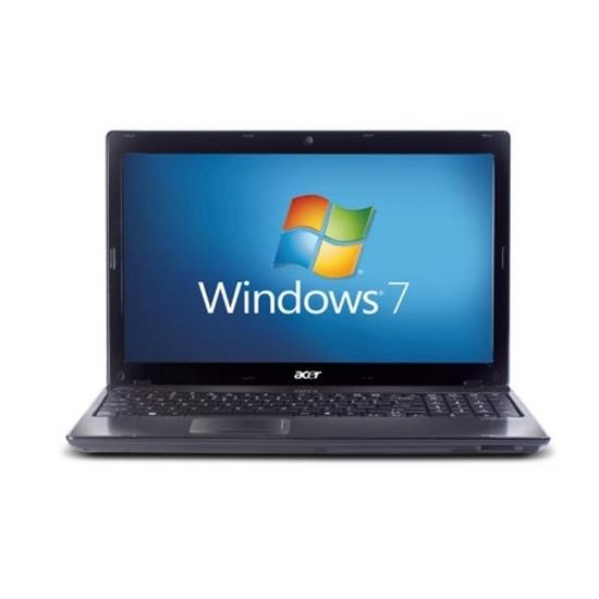 Acer Aspire 5551-834G25Mn
