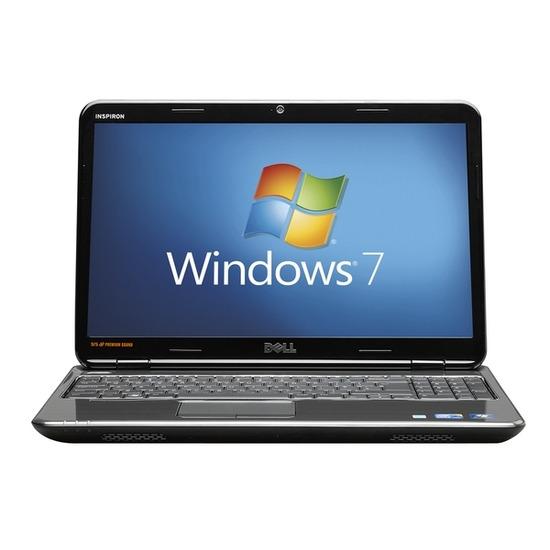 Dell Inspiron 15R N5010 4GB 500GB i3-370M
