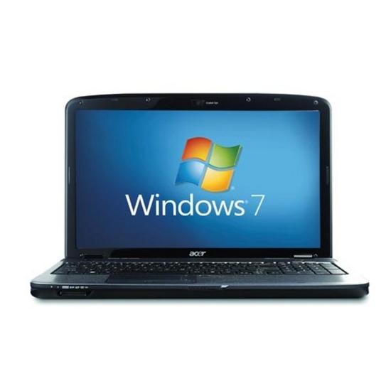 Acer Aspire 5745D-374G32Mn