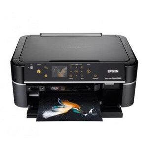 Photo of Epson Stylus Photo PX660 Printer