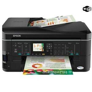 Photo of Epson Stylus SX620FW Printer