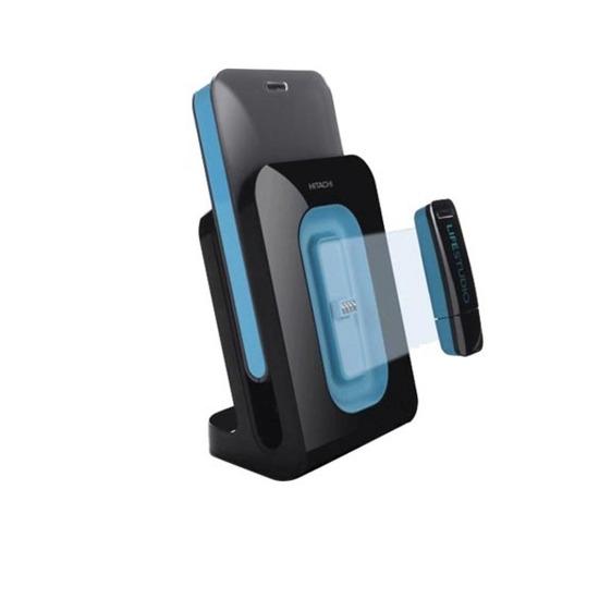 HITACHI LifeStudio Mobile Plus Hard Drive - 320GB