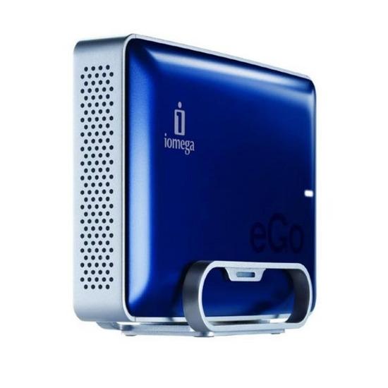 IOMEGA eGo Desktop External Hard Drive - 1TB