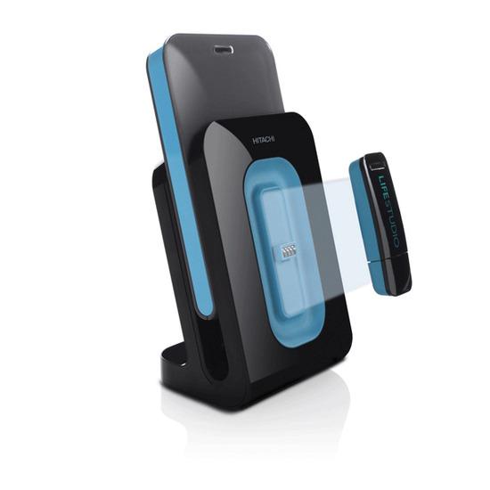 Hitachi LifeStudio Mobile Plus (500GB)