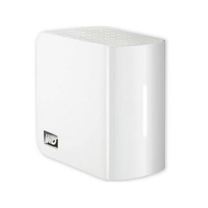 Photo of Western Digital My Book World Edition II Network Hard Drive - 2TB External Hard Drive