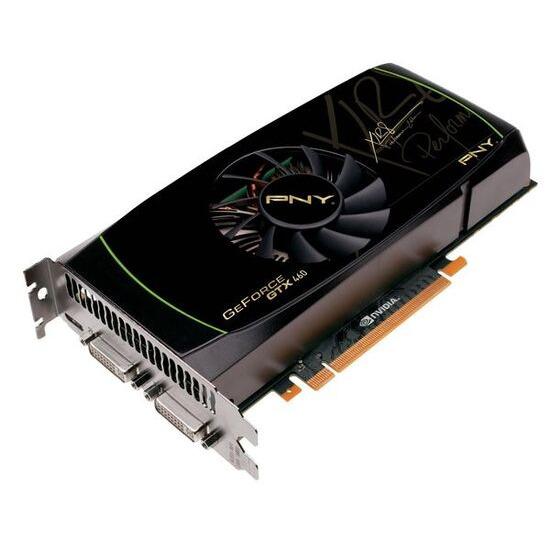 PNY NVIDIA GeForce GTX460 PCI-E Graphics Card - 768MB