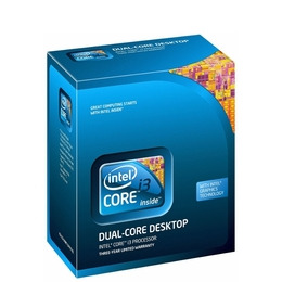 Intel Core i3-550 Reviews
