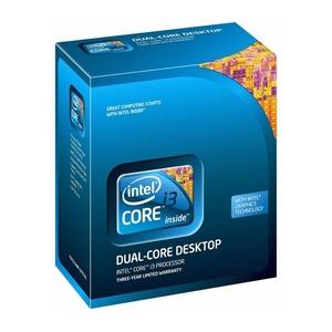 Photo of Intel Core I3-550 CPU