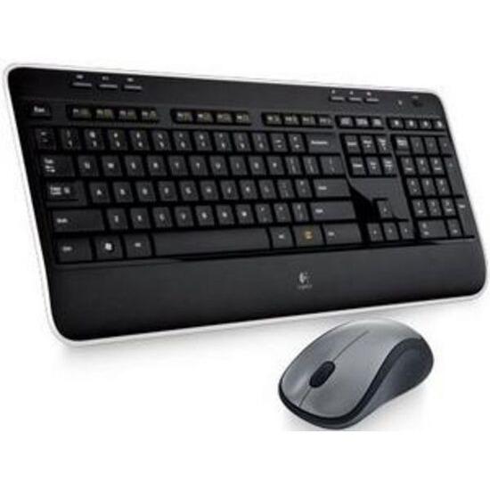 Logitech Wireless MK520 Keyboard & M310 Mouse Set