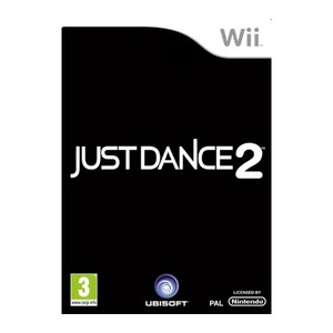Photo of Nintendo Wii Just Dance 2 Video Game