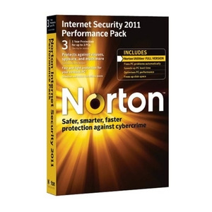 Photo of Norton Internet Security 2011 Performance Pack Software