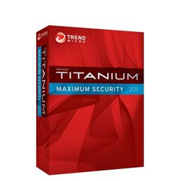 Trend Micro Titanium Maximum Security 2011 Reviews