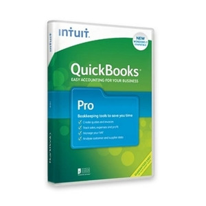 Photo of Intuit QuickBooks Pro 2010 Software