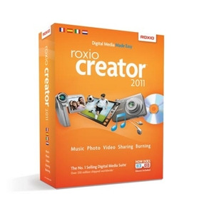 Photo of Roxio Creator 2011 Software
