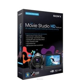 Sony Vegas Movie Studio HD Platinum 10 Reviews
