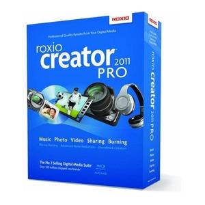 Photo of ROXIO Creator 2011 Pro Software