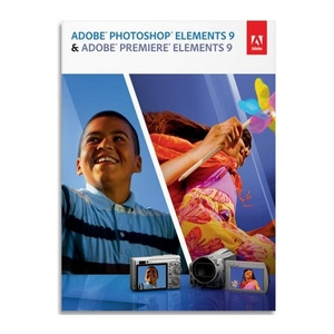 Photo of ADOBE Photoshop Elements 9 & Premiere Elements 9 Software