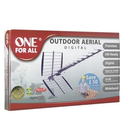 One For All SV9453 Outdoor TV Aerial Reviews