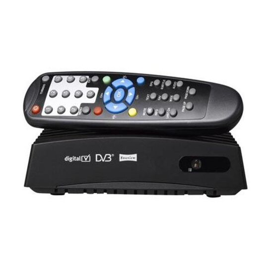 ESSENTIALS C1STB10 Freeview Digital TV Receiver