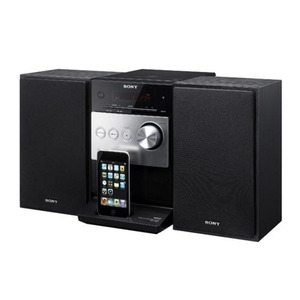 Photo of SONY CMTFX300I iPod Dock