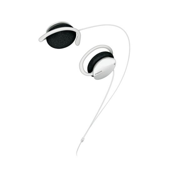 Philips SHS3300/10 Headphones - White
