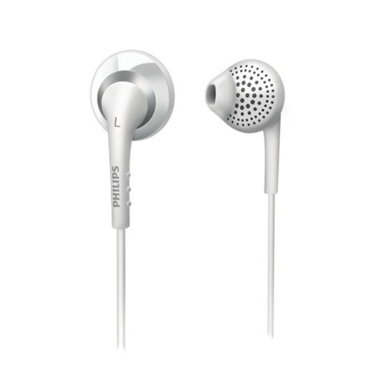 Philips SHE4507/10 Headphones - White