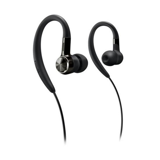 Philips SHS8100/10 Headphones - Black
