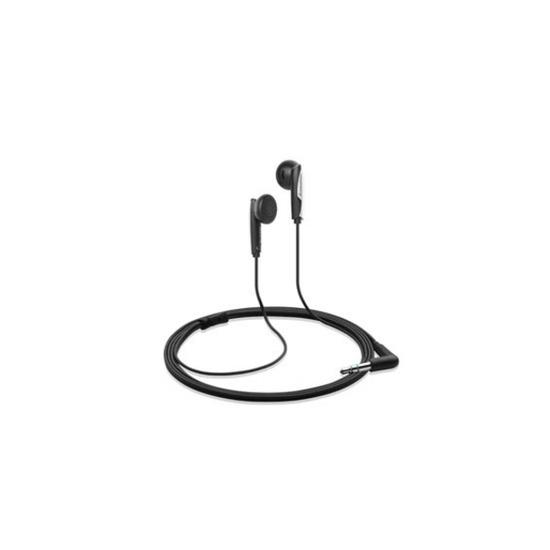Sennheiser OMX 180 Headphones - Black & Silver