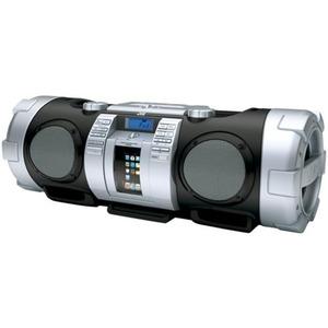Photo of JVC RV-NB50 iPod Docking Station - Black & Grey CD Player
