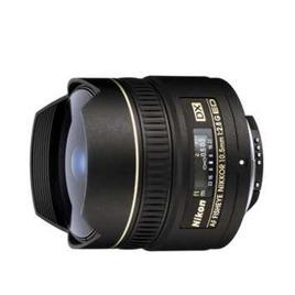 Nikon ED DX NIKKOR 10.5mm f/2.8 Fisheye Lens Reviews