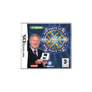 Photo of Who Wants To Be A Millionaire? Nintendo DS Video Game