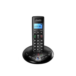 BT Graphite 2500 Digital Cordless Telephone with Answering Machine Reviews