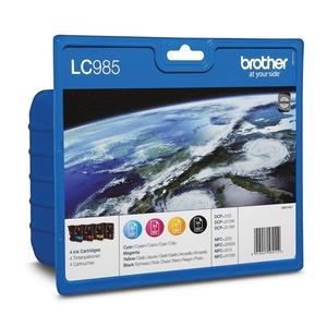 Photo of Brother LC985VALBP Ink Cartridge
