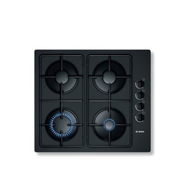 Bosch POP616B81 Built-in Gas Hob - Black