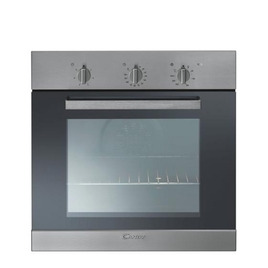 Candy FFP403X Built-in Electric Single Oven - Stainless Steel Reviews